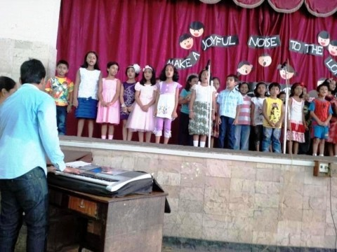 GNC Psalm recitation