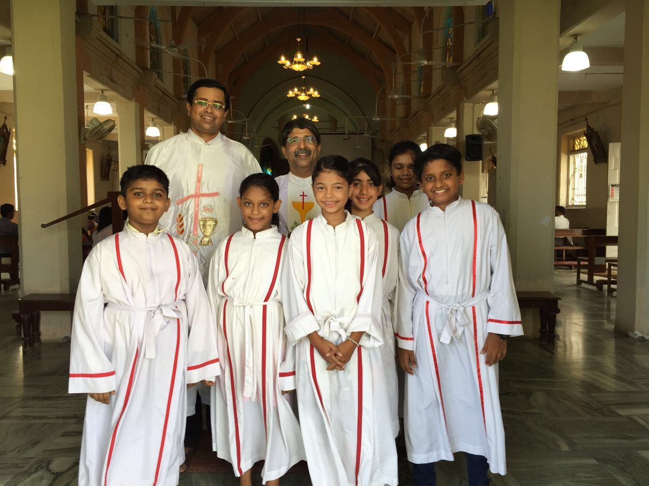 Farewell to Fr. Clement