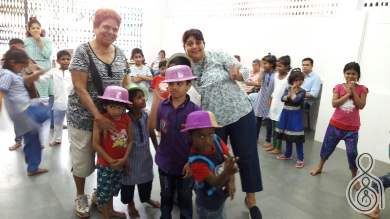 Malla Community visits St.Catherine of Sienna Orphanage